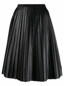 Paul Smith pleated midi skirt - Black