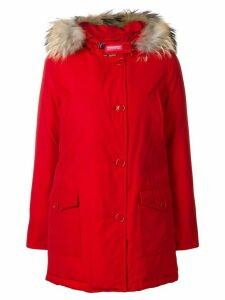 Woolrich padded parka - Red