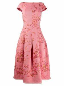 Talbot Runhof Portsmith dress - PINK