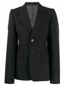 Maison Margiela single-breasted blazer - Grey