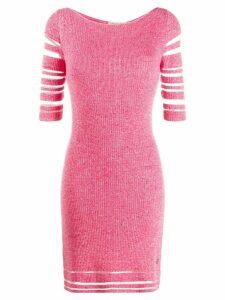Emilio Pucci cut-out dress - PINK
