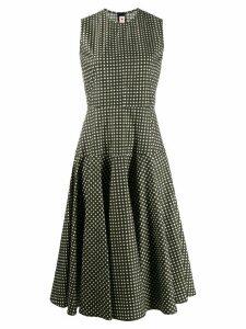Marni printed midi dress - Green