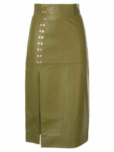 Alice McCall midi Street skirt - Green
