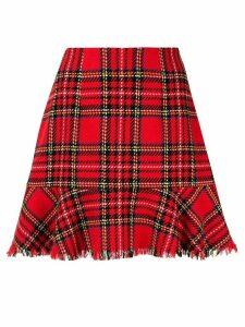 Macgraw Silence Skirt - Red