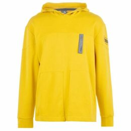 Puma Nu-Tility OTH Hoodie Mens - Yellow