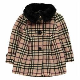 Firetrap Wool CoatBG94 - Black