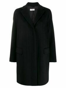 Alberto Biani single breasted coat - Black