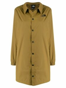 The North Face oversized trenchcoat - Brown