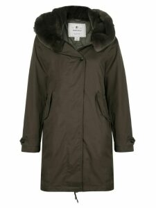 Woolrich Literary Rex hooded parka - Green