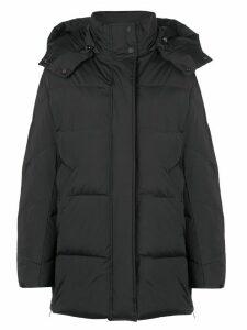 Woolrich Aurora hooded down coat - NEUTRALS