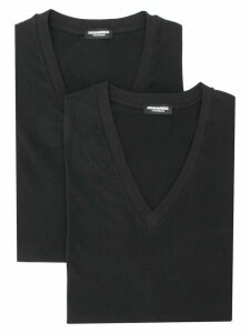 Dsquared2 short-sleeve fitted T-shirt - Black
