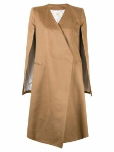 Ports 1961 swing coat - Brown