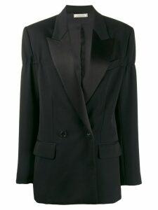 Nina Ricci double breasted blazer - Black