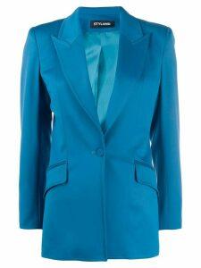 Styland single breasted blazer - Blue