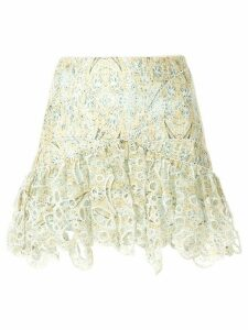 Acler Meredith skirt - Green
