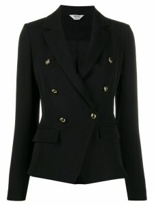 LIU JO double breasted blazer - Black