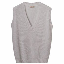 DIANA ARNO - Sally Brushed Coat In Red Check