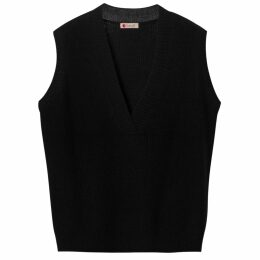 DIANA ARNO - Sally Brushed Coat In Blue Check