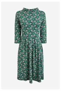 Womens Seasalt Petite Green Carn Morval Dress -  Green