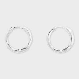 Women's Slim-Fit Dark Navy Windowpane Check Wool Blazer