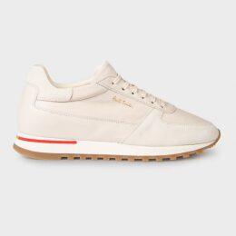 Women's Dark Navy Wool And Cashmere-Blend Three-Button Epsom Coat