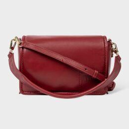 Women's Black Tuxedo Satin Silk Shirt Dress With Bib And Belt Detail