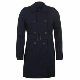 Jack Wills Ambrose Trench - Navy