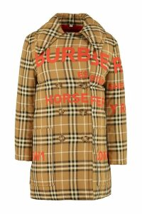 Burberry Padded Double-breast Peacoat