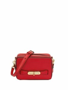Alexander McQueen Small Lock The Myth Camera Bag