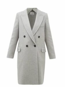 Max Mara - Alba Coat - Womens - Grey