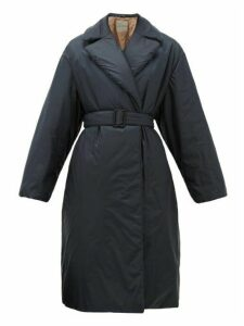 Max Mara - Greenco Coat - Womens - Navy