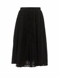 Weekend Max Mara - Varna Skirt - Womens - Black