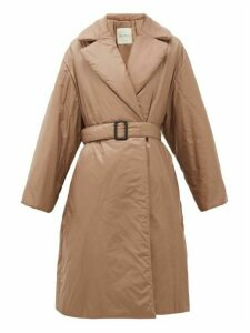 Max Mara - Greenco Coat - Womens - Mid Brown