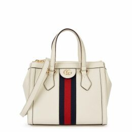 Gucci Ophidia GG Small Leather Top Handle Bag