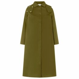 Em & Shi - Midnight Botanica Tiered Dress