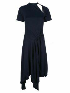Monse cut out shoulder dress - Black