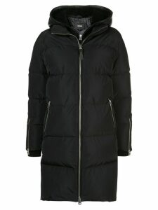 Mackage hooded padded coat - Black