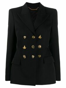 Givenchy triple-breasted effect blazer - Black