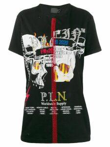 Philipp Plein SS Rock T-shirt - Black