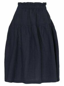 Araks Ulu midi skirt - Blue