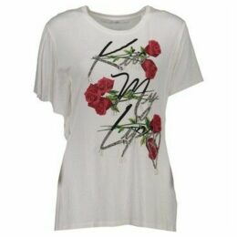 Guess  T-shirt short sleeves Women  women's T shirt in multicolour
