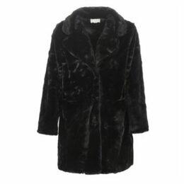 Moony Mood  -  women's Coat in Black
