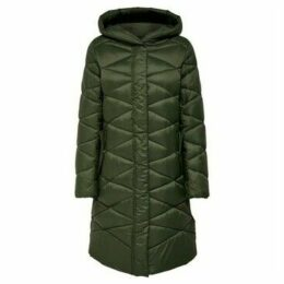 Only  ABRIGO PARA MUJER  women's Coat in Green