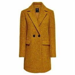 Only  ABRIGO PARA MUJER  women's Coat in Orange
