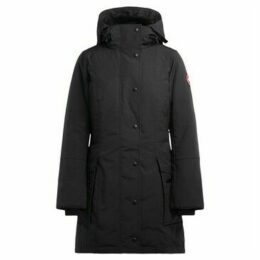 Canada Goose  Parka model Kinley navy blue  women's Parka in Blue