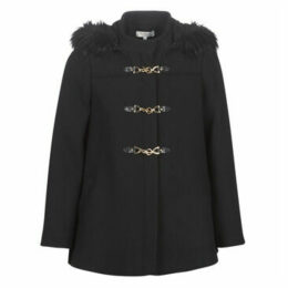Morgan  GLOSIA  women's Coat in Black
