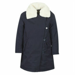 Aigle  PONTRESINA  women's Parka in Blue