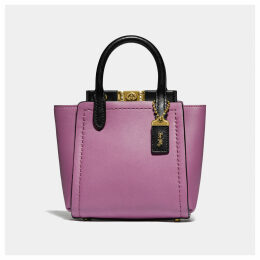 Coach Troupe Tote 16 In Colorblock
