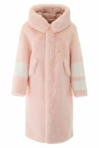 Mr & Mrs Italy Faux Fur Coat