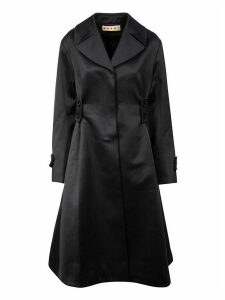 Marni Wide Concealed Button Coat